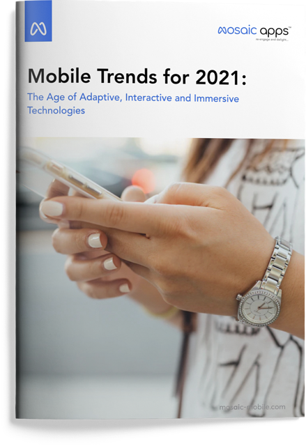 2021 Mobile Trends Landing Page Cover