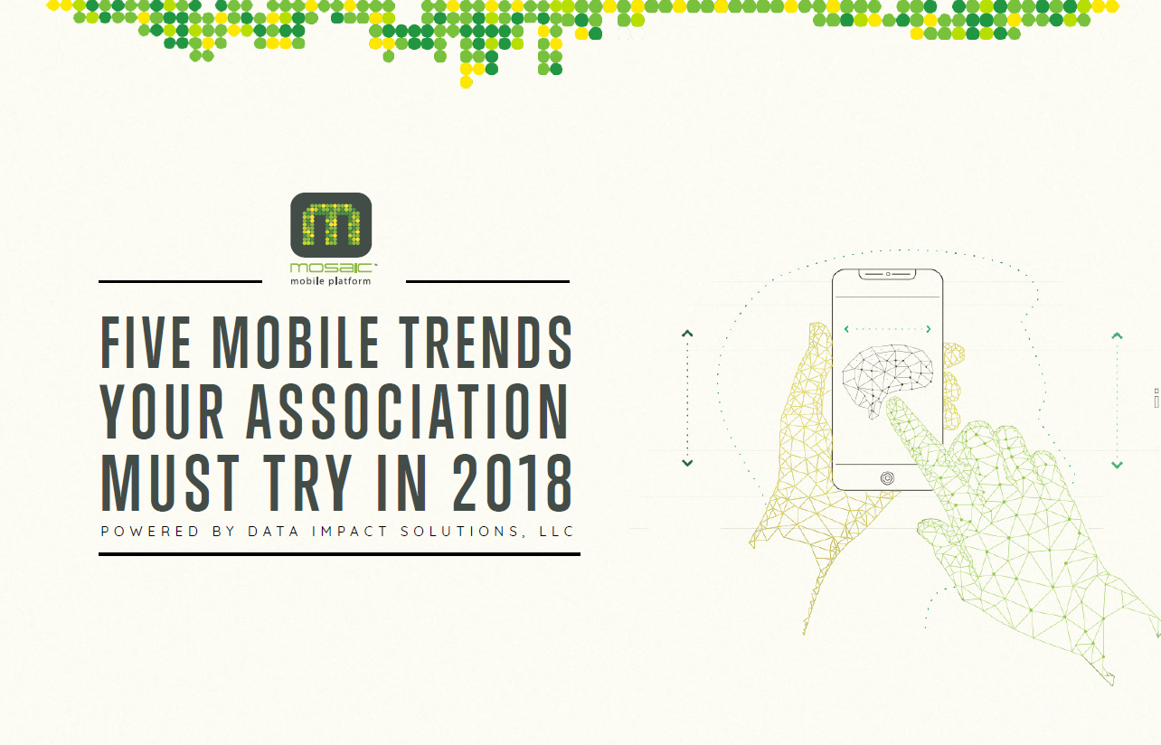 5 Mobile Trends Of 2018
