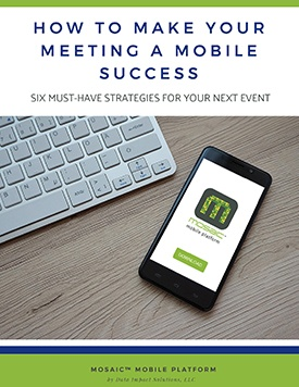 How to Make Your Meeting a Mobile Success